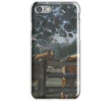 Figaro, Chico, and Bella iPhone Case/Skin