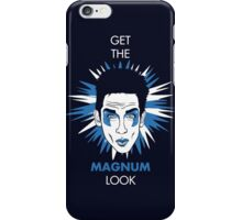 Get the Magnum look iPhone Case/Skin