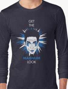 Get the Magnum look Long Sleeve T-Shirt