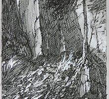 The Rock by Guennadi Kalinine
