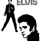 Elvis by NuttyRachy