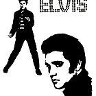 Elvis by NuttyRachy