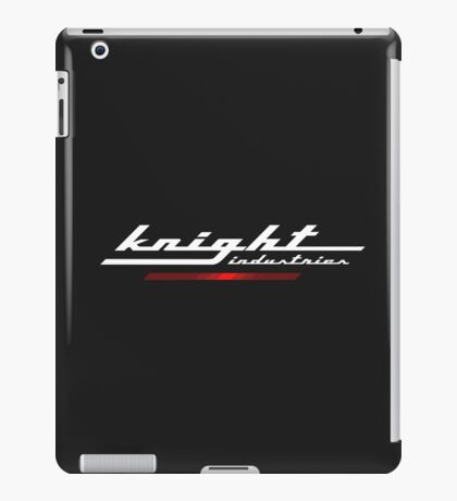 Knight Industries iPad Case/Skin