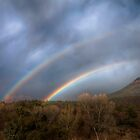 Rainbow, Rainbow - yeah that's double rainbow by Sylvain Dumas