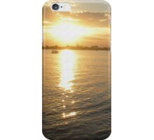 Brazil Sunset iPhone Case/Skin