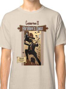 Confedervania II: Abraham's Quest Classic T-Shirt