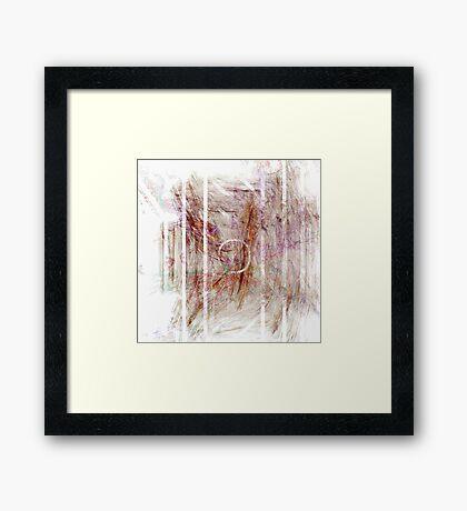 Harvest of Souls Framed Print