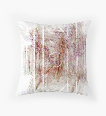 Harvest of Souls Throw Pillow