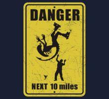 Danger! Complicated Death Ahead! Kids Tee