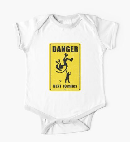 Danger! Complicated Death Ahead! One Piece - Short Sleeve