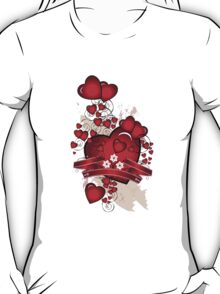 Love hearts T-Shirt