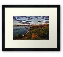 The Hokianga Framed Print