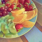 Fruits by Shannon Posedenti