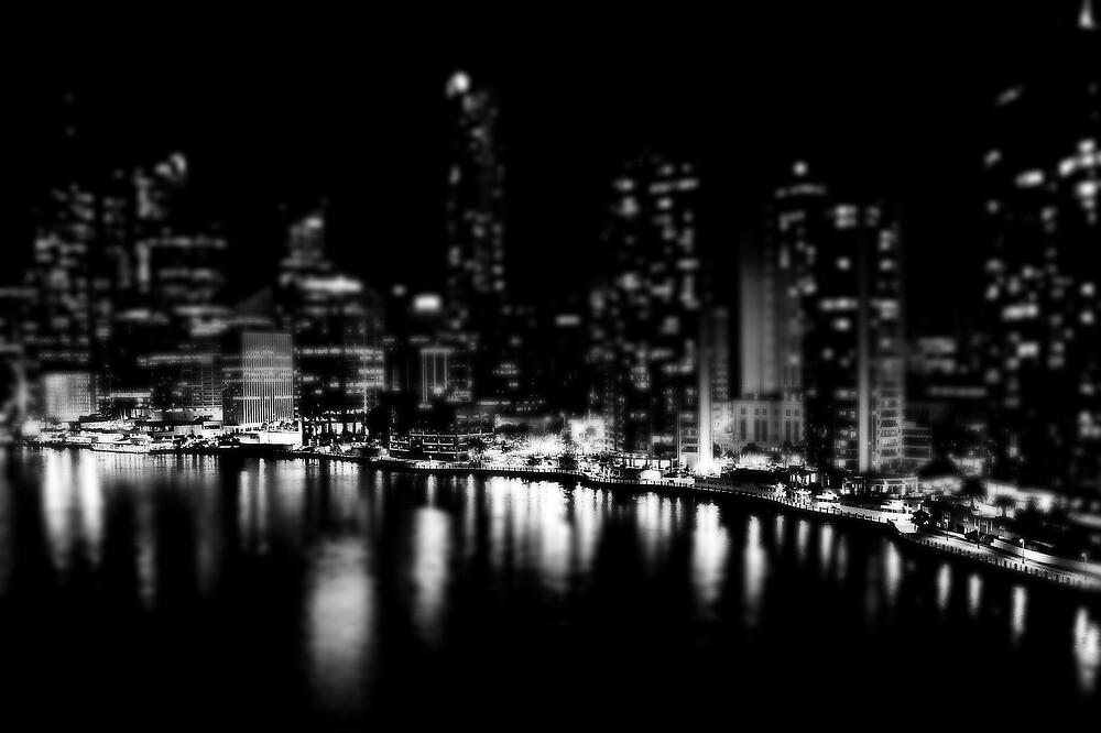 City by Carol Knudsen