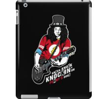 Knockin' on Penny's Door iPad Case/Skin