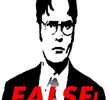 Dwight Shrute by Sergibro