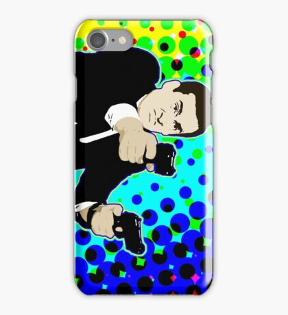 Agent Michael Scarn - for Iphone and Galaxy iPhone Case/Skin
