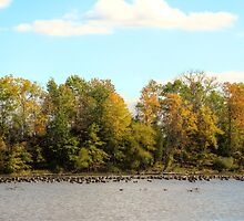 Green Lane Reservoir - East Greenville PA  - USA by MotherNature