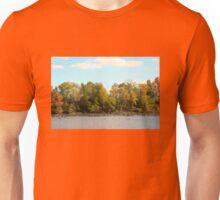 Green Lane Reservoir - East Greenville PA  - USA Unisex T-Shirt