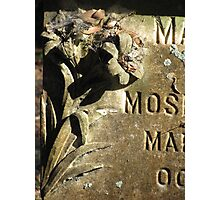 Mos... Photographic Print