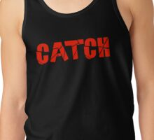 Catch Red Tank Top