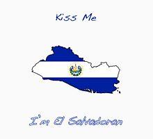 Kiss Me I'm El Salvadoran T-Shirt