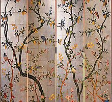 Oriental Screen by Delights