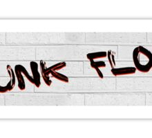 The Punk Floyd official Bumper Sticker! Sticker
