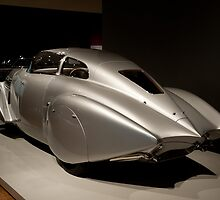 1937 Dubonnet Hispano-Suiza 'Xenia' by Lee LaFontaine
