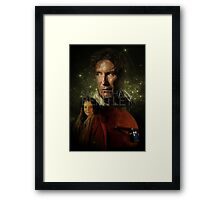 Doctor Who - Night of the Doctor Framed Print
