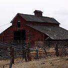 Old Red Barn by Soulmaytz