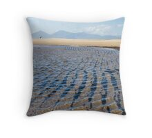 Tidal Pool - Yorkeys Knob Throw Pillow
