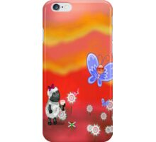 Art on Vacation  iPhone Case/Skin