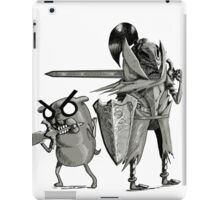 Finn and Jake, Prepare to Die Edition iPad Case/Skin