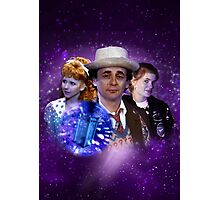 Doctor Who - Time Will Tell, It Always Does - Version 2 Photographic Print