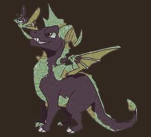 Spyro The Dragon by Rainbowdropz