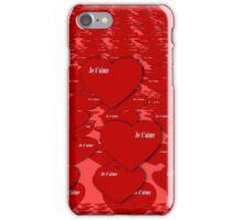 Love Infinite iPhone Case/Skin