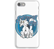 Silver Fox iPhone Case/Skin