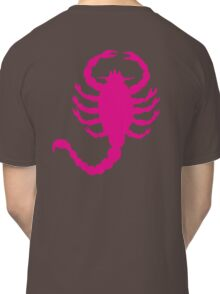DRIVE SCORPION (PINK) Classic T-Shirt