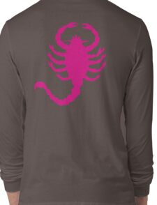 DRIVE SCORPION (PINK) Long Sleeve T-Shirt