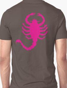 DRIVE SCORPION (PINK) Unisex T-Shirt