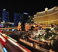 Las Vegas Strip by Reese Ferrier