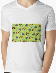 Better Call Saul: Motifs Mens V-Neck T-Shirt