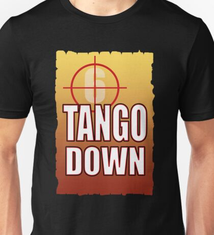 Tango Down Unisex T-Shirt