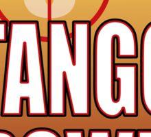 Tango Down Sticker