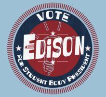 Vote Edison 2012 Kids Tee