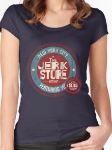 The Jerk Store Women's Fitted Scoop T-Shirt