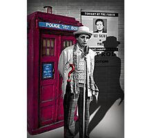 Doctor Who - The Happiness Patrol Photographic Print