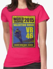 Valentino Rossi Motogp Champion 2015 T-Shirt