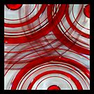 The Red Blob Glass - Week 2 by Wendi Donaldson Laird